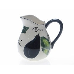 Certified International Melanzana 3.5-quart Pitcher