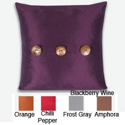 Porter Button 20-inch Pillow