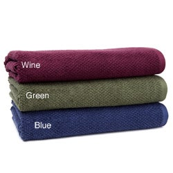 Organic Cotton Pebble 3-piece Towel Set