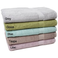 Oversized Cotton Bath Sheets (Set of 2)