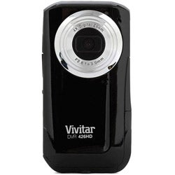 Vivitar DVR 426HD Digital Video Recorder (Black)