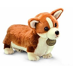 Russ Berrie Yomiko 16-inch Collectible Corgi Plush