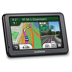 Garmin Nuvi 2495LMT GPS Navigation System with Lifetime Traffic & Maps (Refurbished)