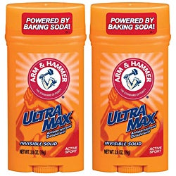 Arm & Hammer Ultra Max 3-ounce Active Sport Deodorant (Pack of 4)