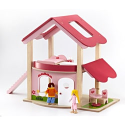 Wonderworld Toys Pinky House