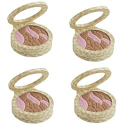 Physicians Formula Organic Wear Healthy Glow Bronzer (Pack of 4)