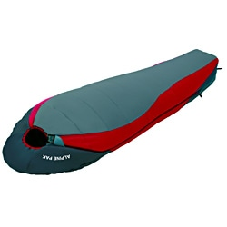 High Peak Alpine Pak 20-degree Mummy-style Reversible Sleeping Bag