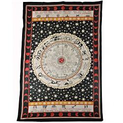 Zodiac Print Tapestry (India)