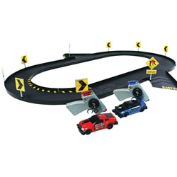 Battle Machines Combat Crash Remote Control Trackset