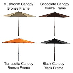 Flexx Market Wind Protected Umbrella