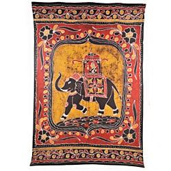 Maharaja Tapestry (India)