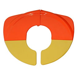 BeBeLove Folding Baby Toilet Seat in Orange