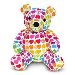 Melissa & Doug Beeposh Hope Bear