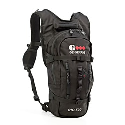 Geigerrig Rig Black 2 Liter Pressurized Hydration Pack