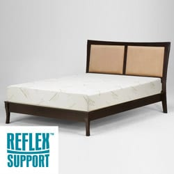 Reflex Support 12-inch King-size Memory Foam Mattress