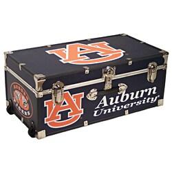 Auburn University 30-inch Wheeled Foot Locker Trunk