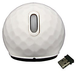 Golf Ball Wireless Mouse