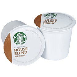 Starbucks House Blend Coffee 160 K-Cups for Keurig Brewers