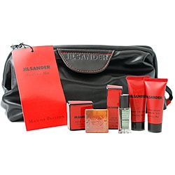 Jil Sander 'Feeling Man' Men's 5-piece Gift Set