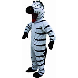 Dress Up America Adult's 'Striped Zebra' Costume