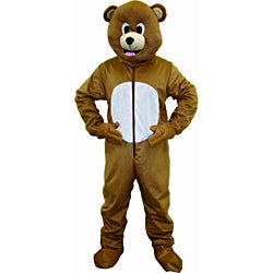 Dress Up America Child/Adult 'Brown Bear' Costume
