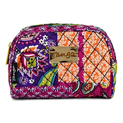 Tango Bright Patchwork Scoop Travel Pouch