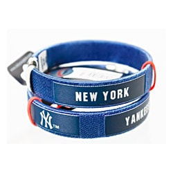 Siskiyou MLB New York Yankees Fan Band Bracelet