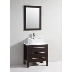 Wyndham Collection Berkeley 60 Inch White Single Vanity