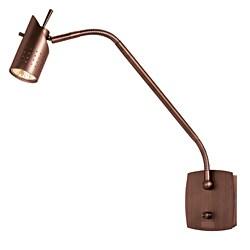 Access 'Odyssey' Bronze 1-light Wall Mounted Task Lamp