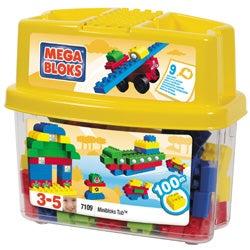 Mega Bloks Minibloks 100-piece Classic Tub