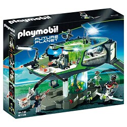Playmobil Future Planet 'E-Rangers Headquarters' Play Set