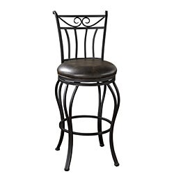 Ayden 26-inch Swivel Counter Stool