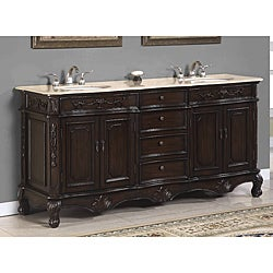 Kassandra Marble Top Double Vanity