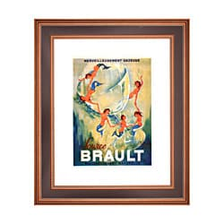 Source Brault Framed Art