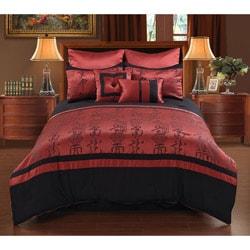 Shangri-la 8-piece Comforter Set