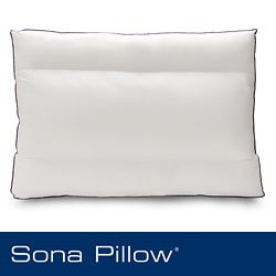 Sona Back Sleeper Jumbo-size Gusseted Pillow