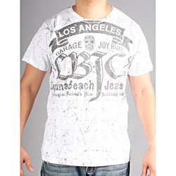 Laguna Beach Jean Co Men's 'Balboa Beach' Graphic Tee