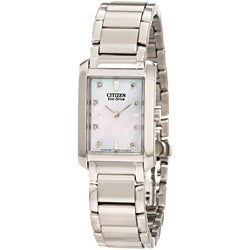 Citizen Women's Eco-Drive Palidoro Watch