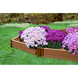 Frame It All Recycled Plastic Landscape Edging Kit (64 Linear Feet)