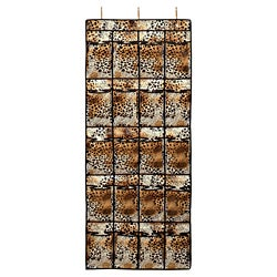 Tango Leopard Over Door Shoe Rack