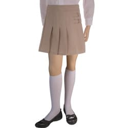 French Toast Girl's School Uniform Scooter Khaki Size 12 (Set of 2) FINAL SALE