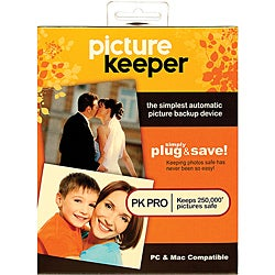 Picture Keeper 250,000 Photo Backup Device