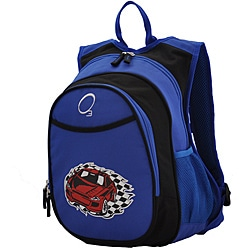 O3 Kids Pre-School All-In-One Racecar Backpack With Cooler