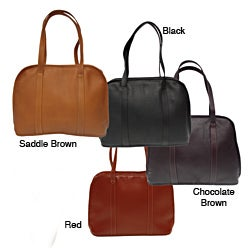 Piel Leather Women&#39;s Business Tote Handbag