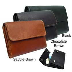 Piel Leather Business Card Case