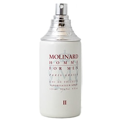 Molinard 'Homme II' Men's 4.2-ounce Eau de Toilette Spray (Tester)