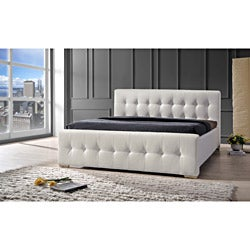Sierra White Queen Size Bed