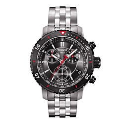 Tissot Men's PRS-200 T-Sport Chronograph Watch