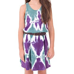 Kids Tie Dye Baby Rib Tank Dress Size 4