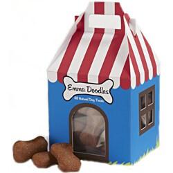 Emma Doodles Dog House Gable Box